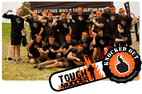 Tough Mudder Twin Cities 2012